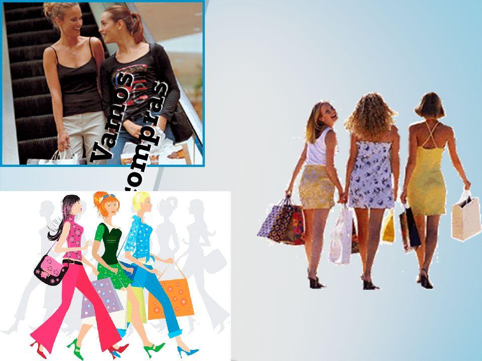 Vamos de compras Vamos de compras