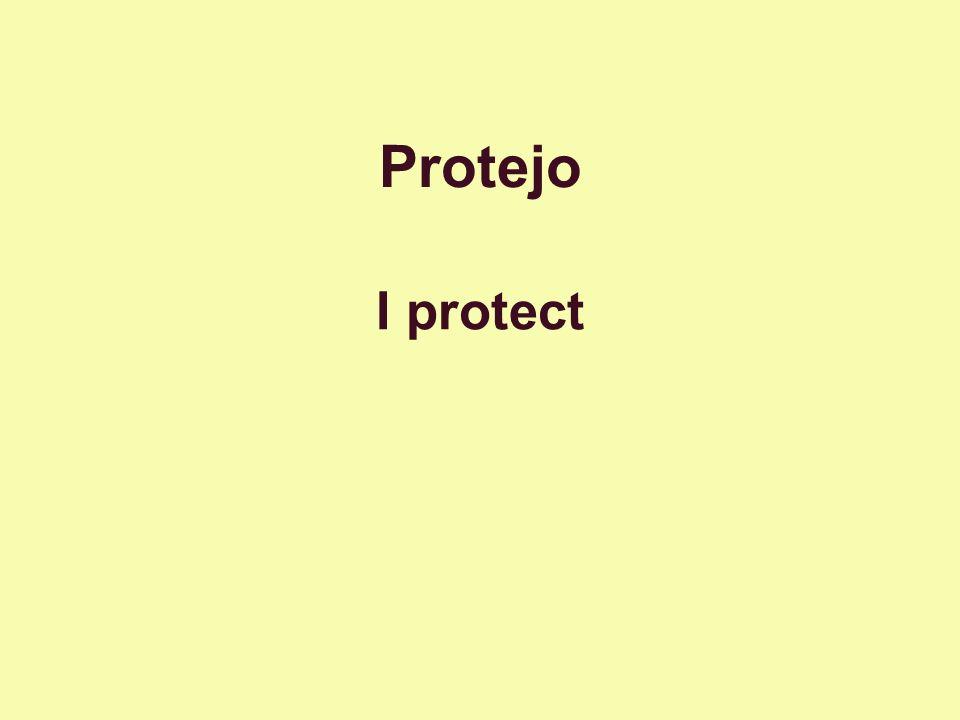 Protejo I protect