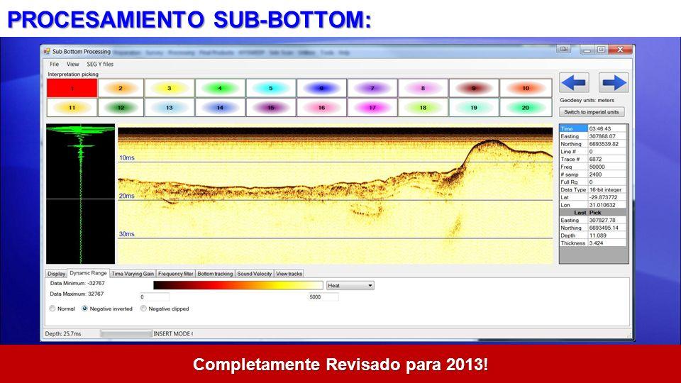 PROCESAMIENTO SUB-BOTTOM: Completamente Revisado para 2013!