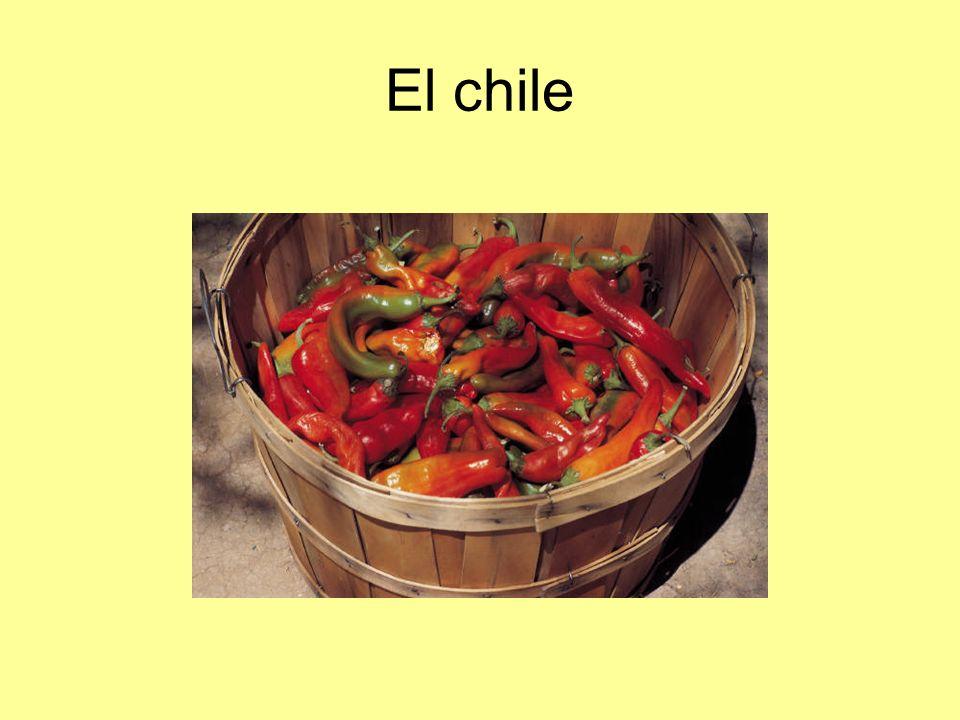El chile con carne