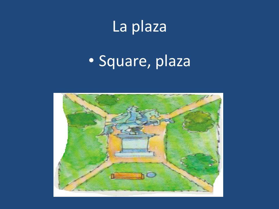 La plaza Square, plaza