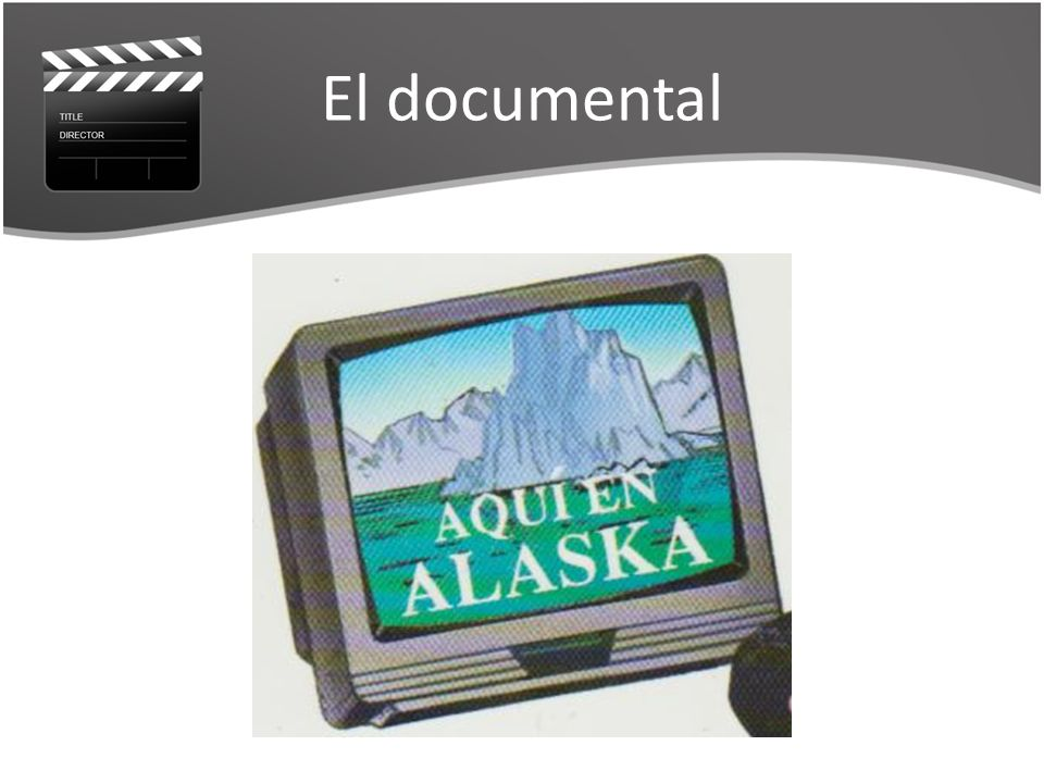 El documental