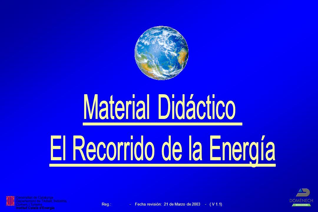 Reg.: - Fecha revisión: 21 de Marzo de 2003 - ( V 1.1)