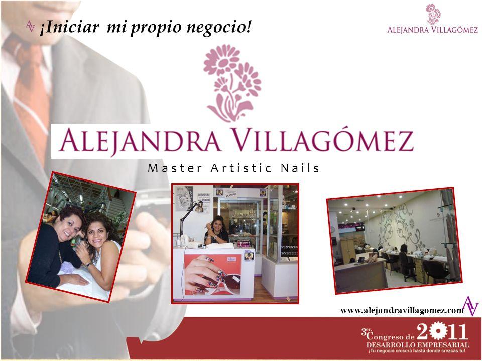 www.alejandravillagomez.com El camino de mi éxito, lo comencé a forjar día a día… Mi historia comenzó de nuevo