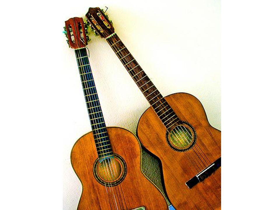 la segunda guitarra