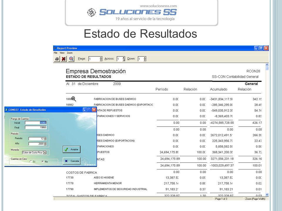 Consulta Detallada de Cuenta