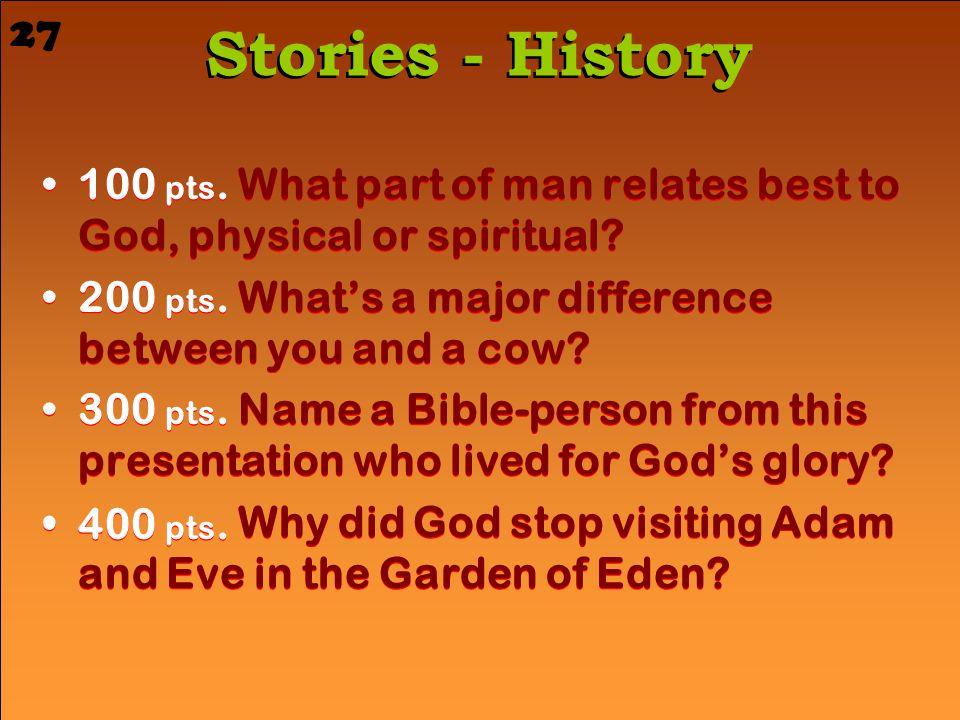¿La mayoría de personas vive para glorificarse a sí mismas o para glorificar a Dios? ¿Por qué no hay gozo en Hollywood? ¿Qué dice una persona con acti