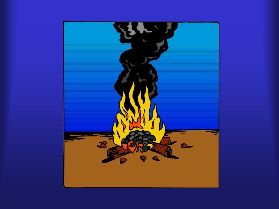 fuego, humo