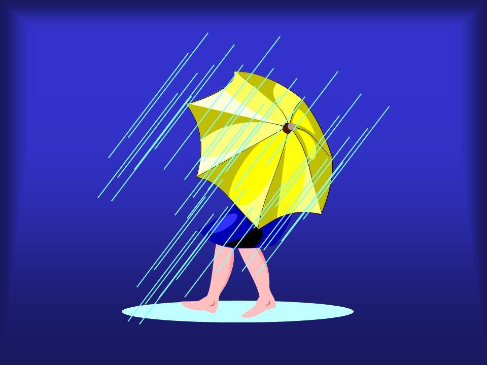 paraguas, llueve