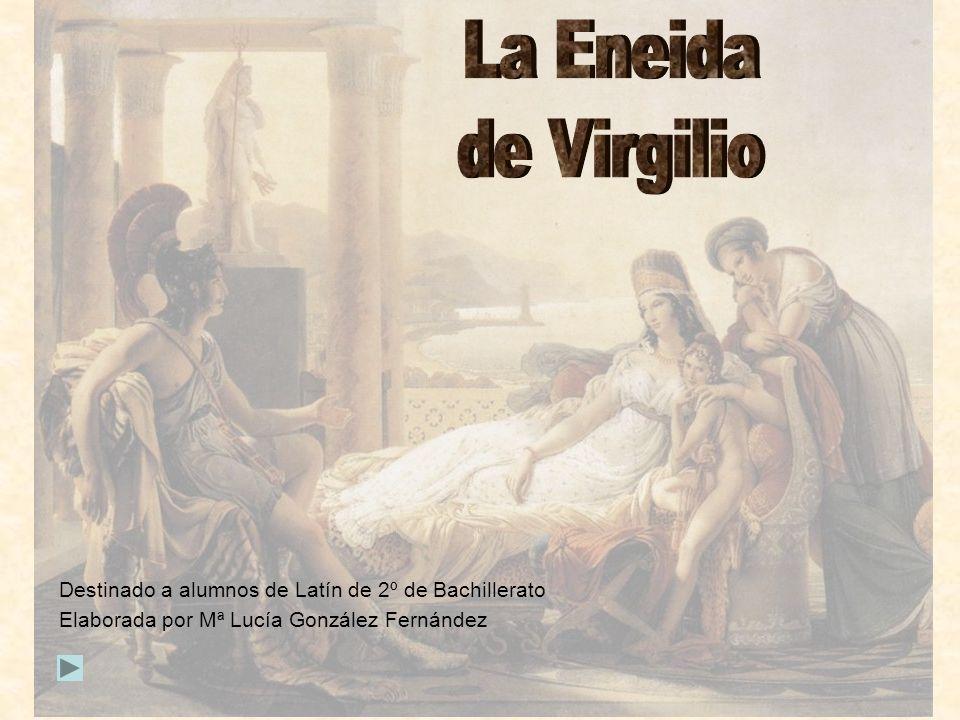 Destinado a alumnos de Latín de 2º de Bachillerato Elaborada por Mª Lucía González Fernández