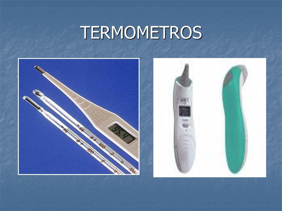 Partes del Termómetro Bulbo:Extremo de color plateado, sirve como depósito para el mercurio. Bulbo:Extremo de color plateado, sirve como depósito para