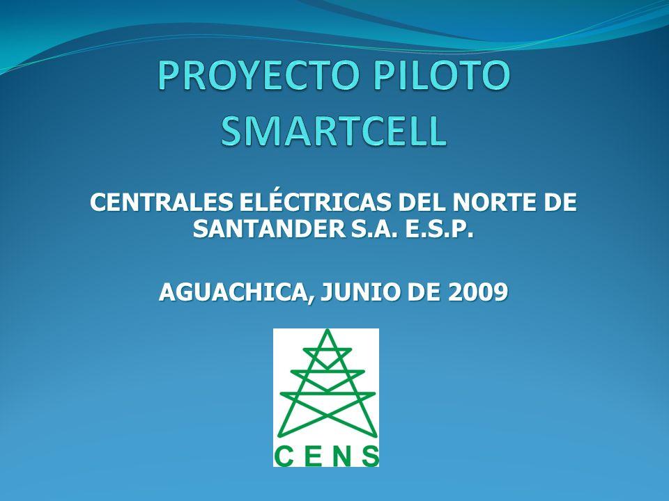 CENTRALES ELÉCTRICAS DEL NORTE DE SANTANDER S.A. E.S.P. AGUACHICA, JUNIO DE 2009