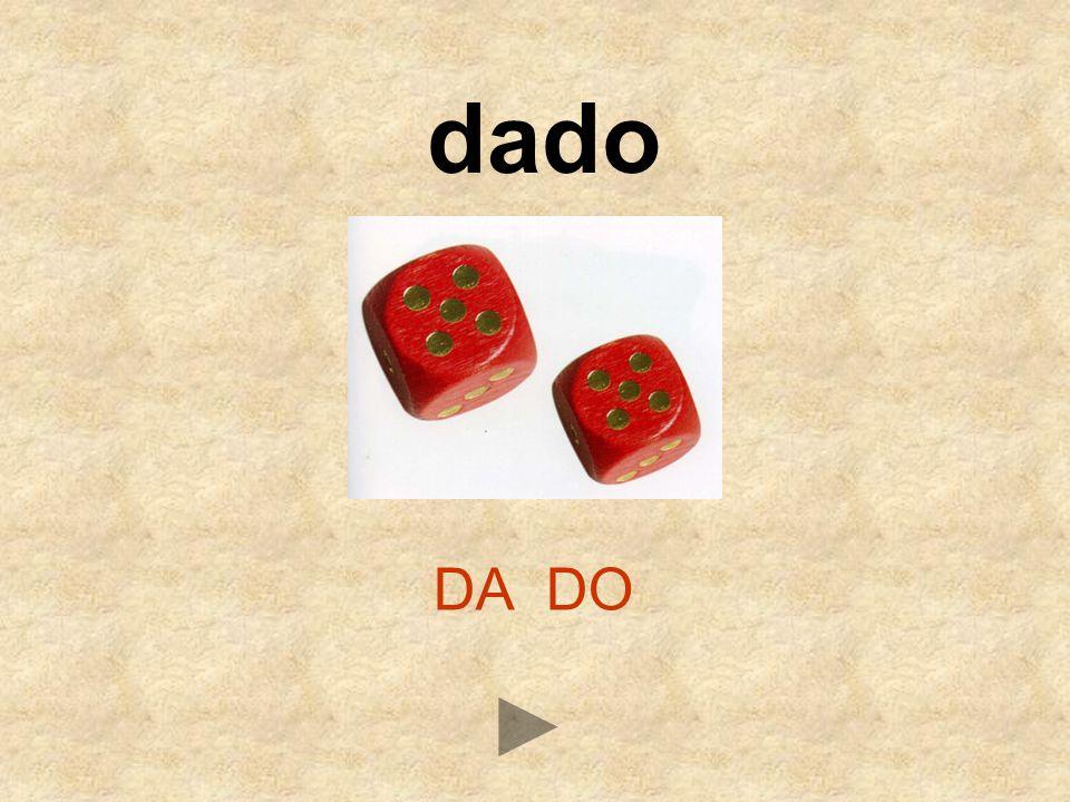 DINMUO D O _ _ _ _ DOMINÓ
