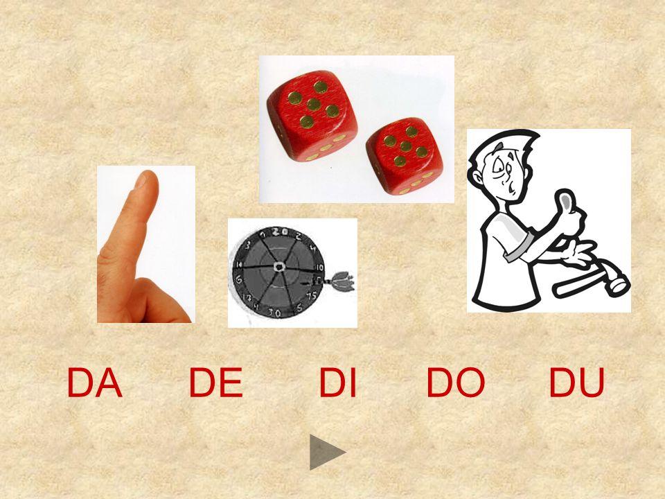 PDLAUO D A _ _ DADO