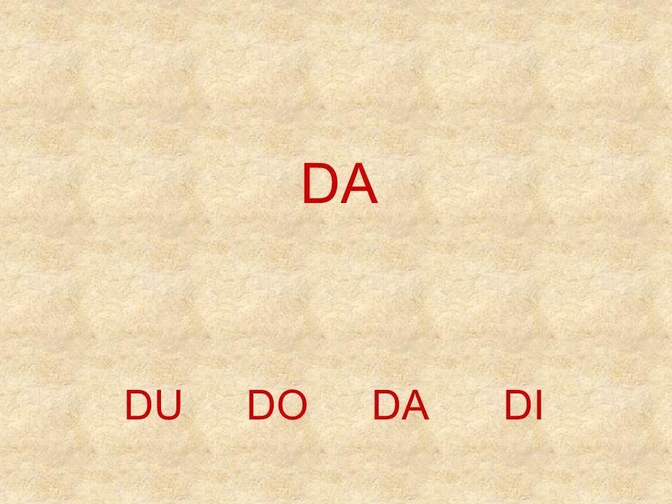 DA DODIDU