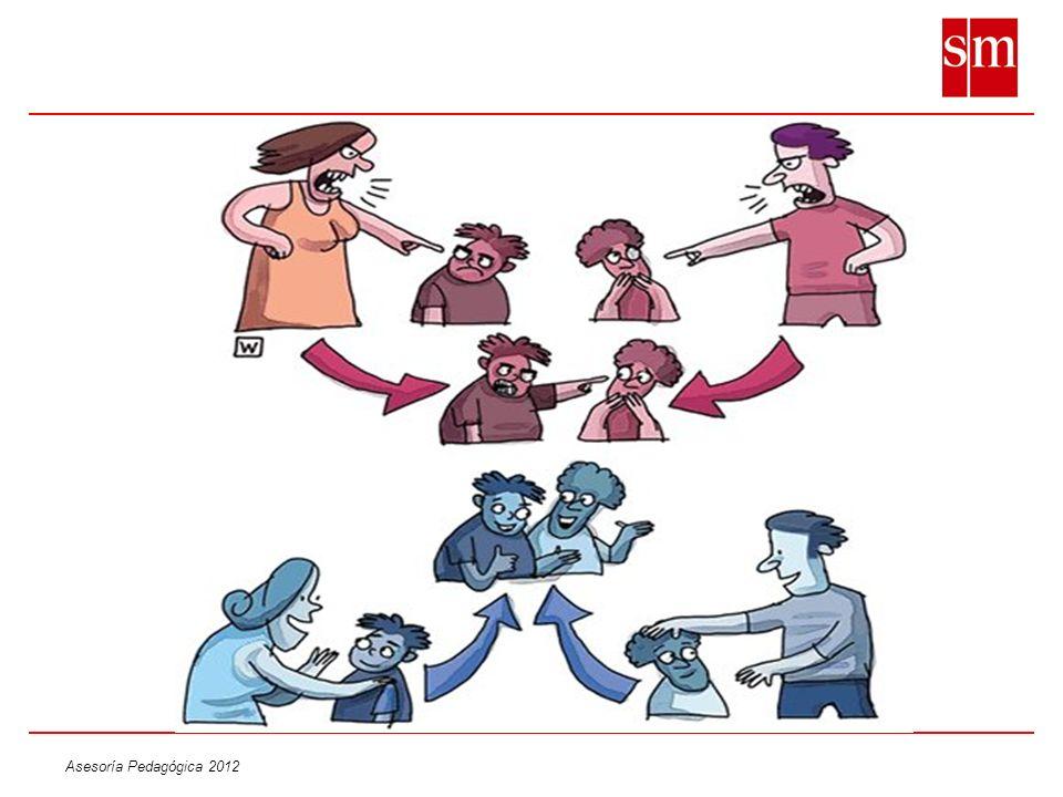 Asesoría Pedagógica 2012