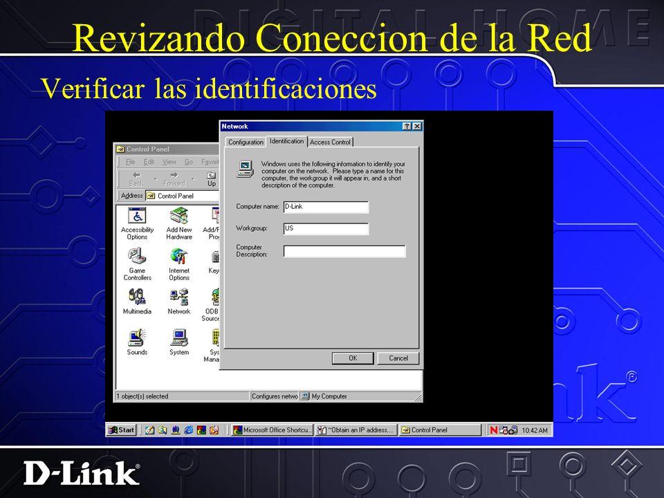 Revizando Coneccion de la Red Asegurese que TCP/IP esta programado para obtener una direccion IP Automaticamente