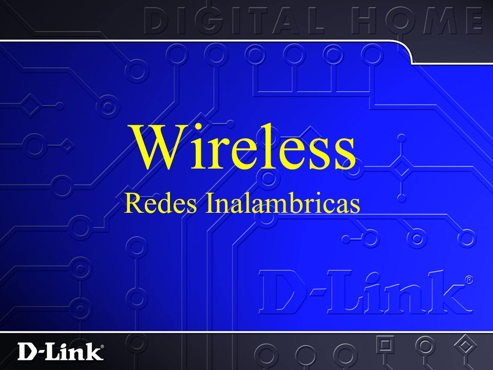 Wireless Redes Inalambricas
