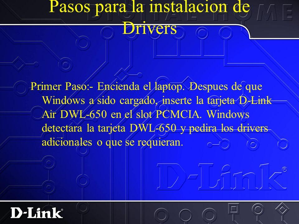 Como Verificar el controlador Cardbus 1.vaya a Control Panel>Sistema 2.Precione en Device Managery luego precione en elsimbolo + que esta a el lado del icono de PCMCIA.