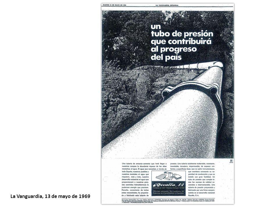La Vanguardia, 13 de mayo de 1969