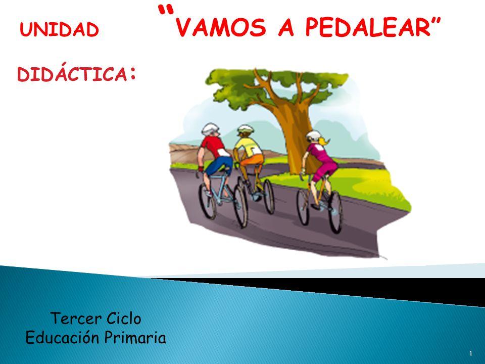 2 ¿ Q UÉ VAMOS A A PRENDER SOBRE LA B ICICLETA.Ventajas y beneficios del uso de la bicicleta.