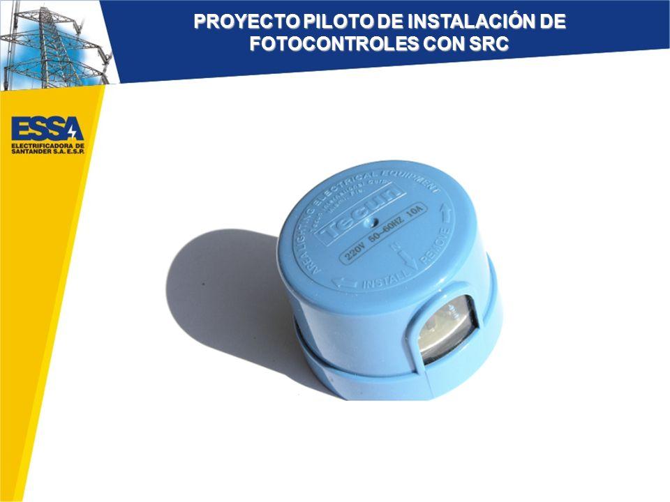 SmartCell es un sofisticado fotocontrol electrónico capaz de producir importantes ahorros de energía al combinar la simplicidad de un fotocontrol normal con el poder de la electrónica computacional.