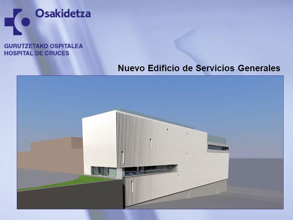 Nuevo Edificio de Servicios Generales