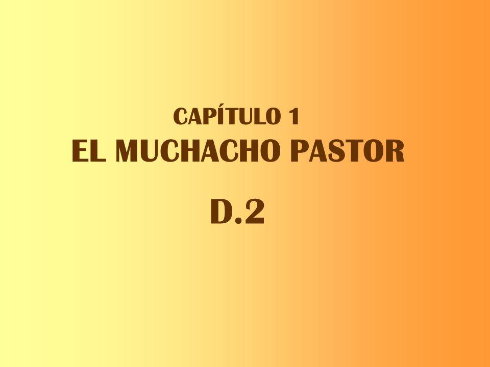 CAPÍTULO 1 EL MUCHACHO PASTOR D.2
