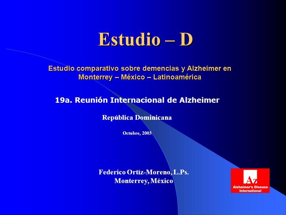 Estudio – D 19a.