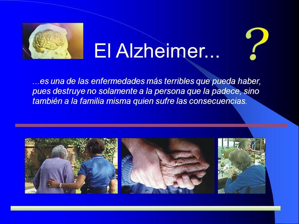 Otros cuidadores… Generalmente es otro hijo (a), o el cónyuge, quienes cuidan al enfermo; a veces es algún otro familiar o un cuidador, una enfermera o personal de servicio, pero… En Monterrey, en el…......
