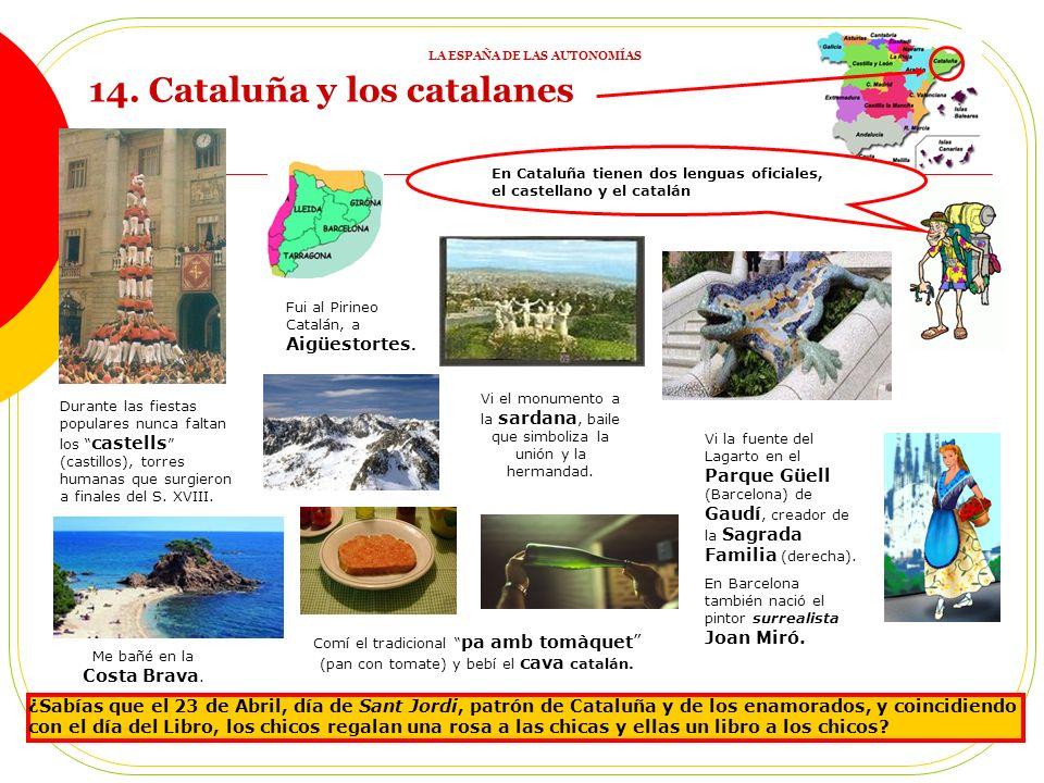 13. Aragón y los aragoneses Este es el campanario mudéjar de la Catedral de Teruel construido por los cristianos que convivieron pacíficamente con los