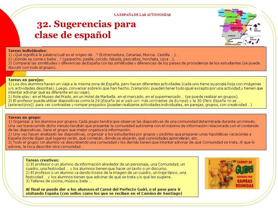 31. Test/concurso general Preguntas generales: ¿Qué es un estatuto? ¿Cuándo se escribió la Constitución española? ¿Qué quiere decir que la Constitució