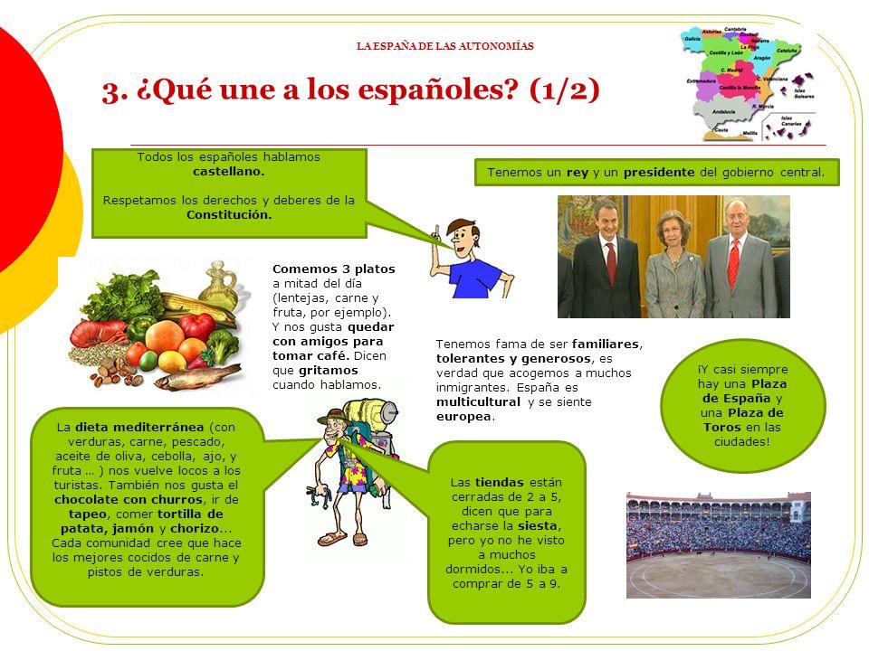 Todos los españoles hablamos castellano.Respetamos los derechos y deberes de la Constitución.