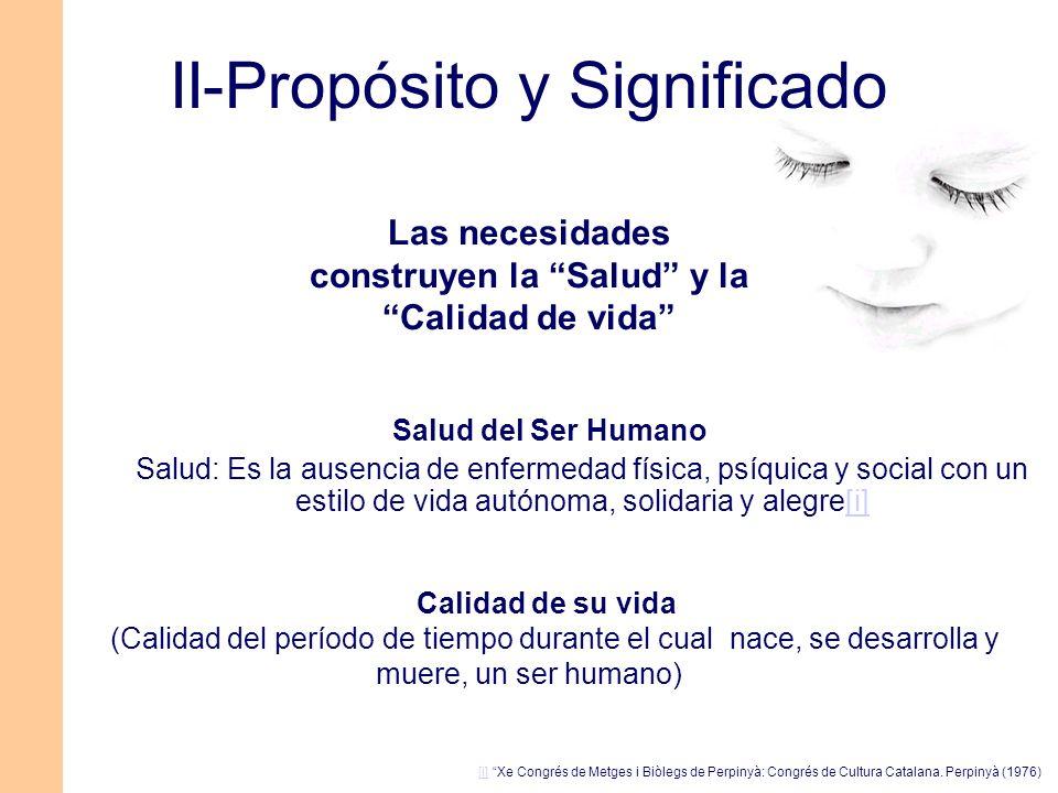 [i][i] Xe Congrés de Metges i Biòlegs de Perpinyà: Congrés de Cultura Catalana. Perpinyà (1976) Salud del Ser Humano Salud: Es la ausencia de enfermed