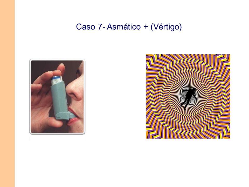 Caso 7- Asmático + (Vértigo)