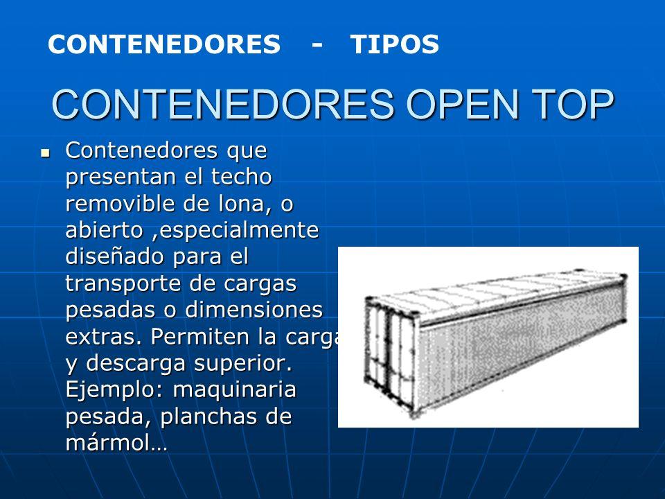 CONTENEDOR HIPOBÁRICO Además de sistema de ventilación, también dispone de los sistema de vacío y humidificación, permitiendo la renovación dentro del