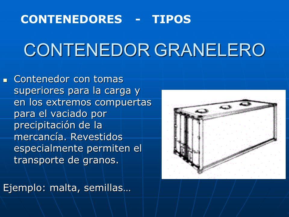 CONTENEDOR FLACKTRACK TIPO FIJO NO PLEGABLE Contenedor de media altura,con terminales fijos o rebatibles y techo abierto. Diseñados para el transporte