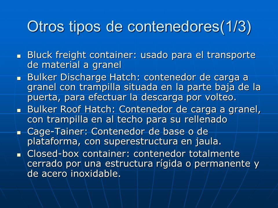 CONTENEDOR LIVESTOCK Contenedor para transportar animales vivos; generalmente tipo jaula, ampliamente ventilados, fácil s de limpiar y accesibles a la
