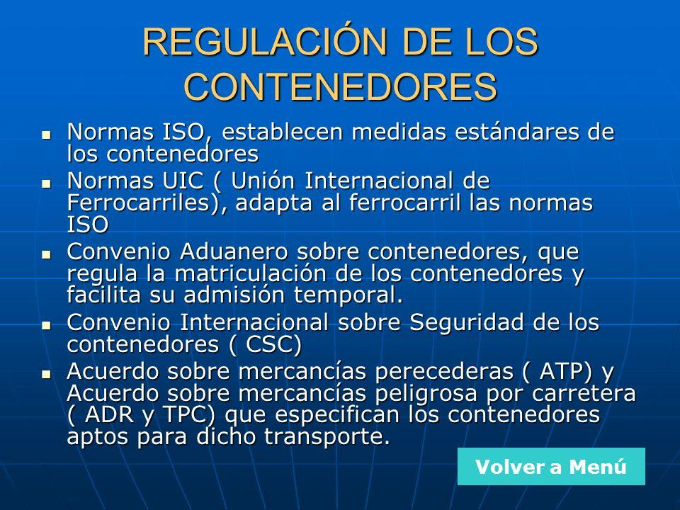 Otros términos de interés. CFS: Estación de embarque de contenedores, donde la mercancía es agrupada y empaquetada dentro de los contenedores CFS: Est