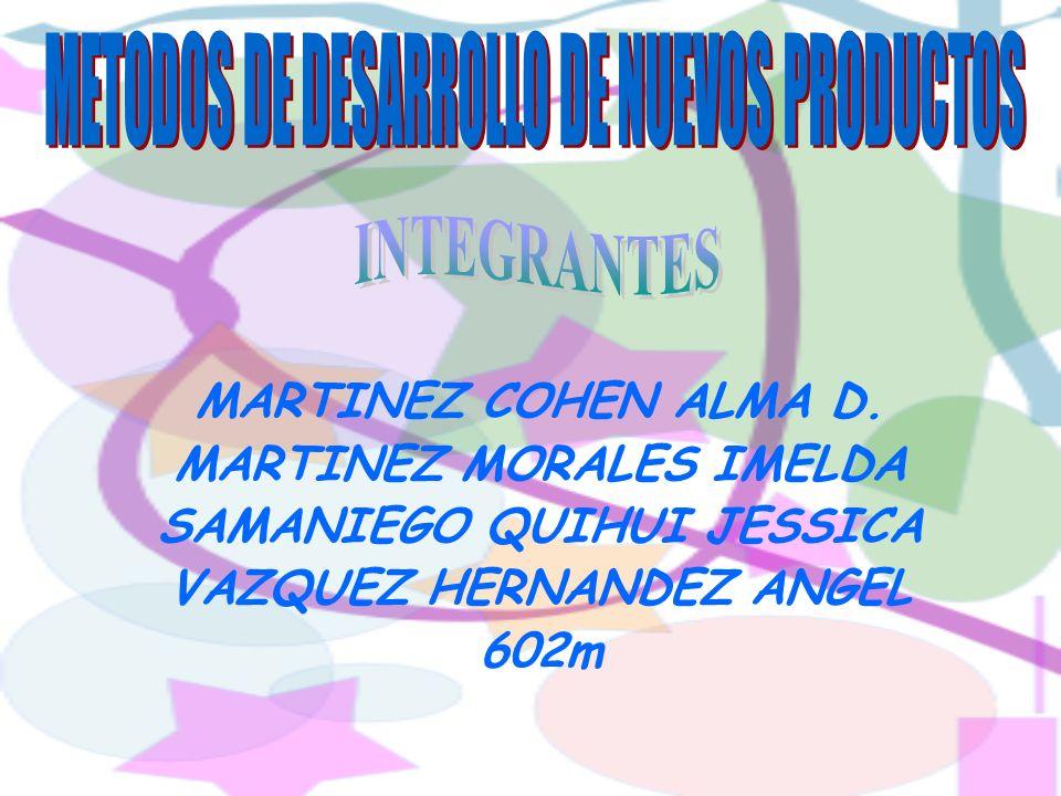 MARTINEZ COHEN ALMA D. MARTINEZ MORALES IMELDA SAMANIEGO QUIHUI JESSICA VAZQUEZ HERNANDEZ ANGEL 602m