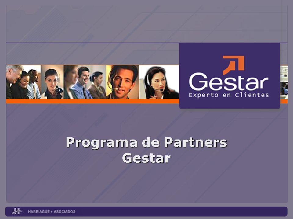 Programa de Partners Programa de Partners Gestar