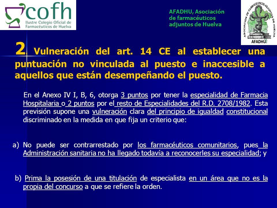 Hemos de señalar, como ya ha hecho el TSJ Madrid: - La valoración de los méritos académicos corresponde al órgano administrativo responsable de decidi