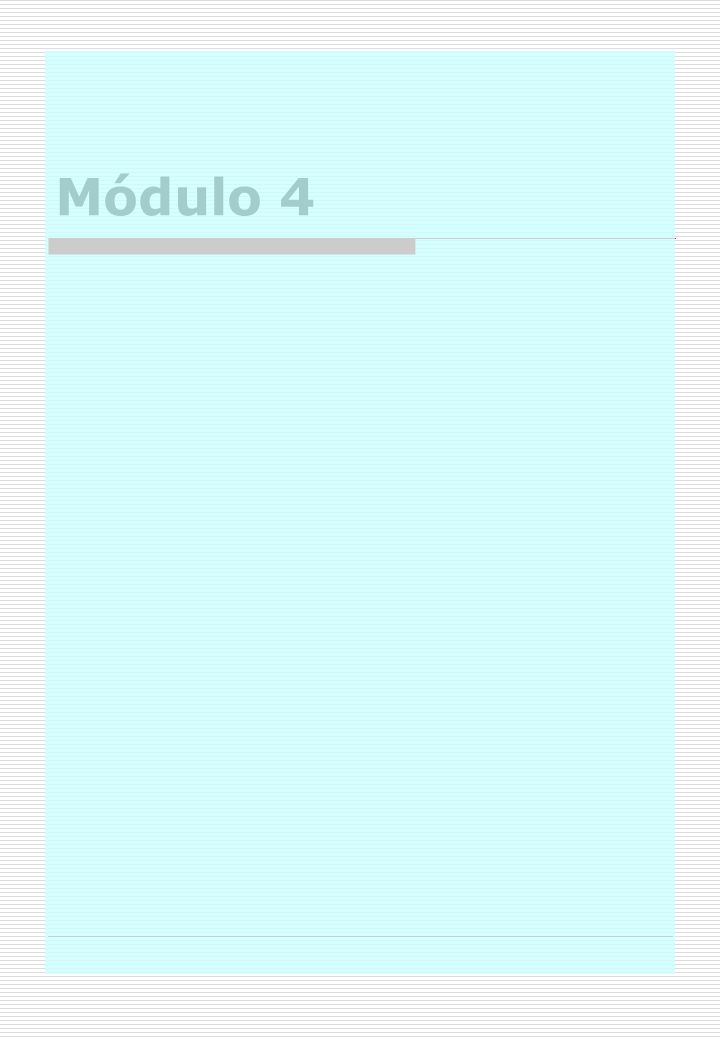 Módulo 4