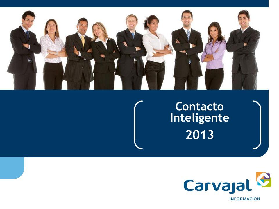 21/11/20100Título de la presentación Contacto Inteligente 2013