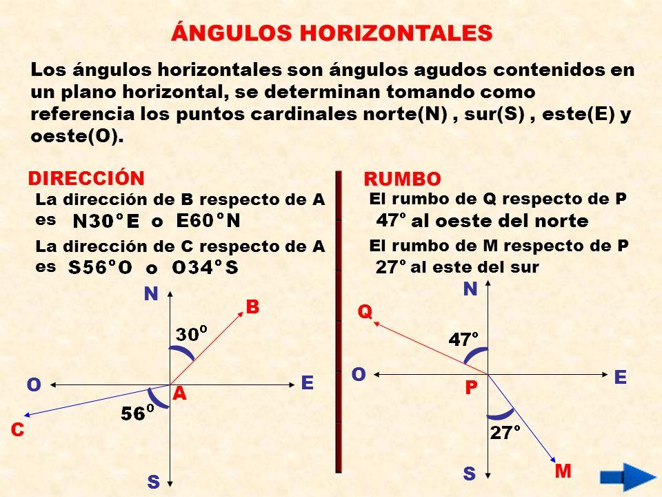 Una persona observa en un mismo plano vertical dos ovnis volando a una misma altura con ángulos de elevación de 53 0 y 37 0 si la distancia entre los
