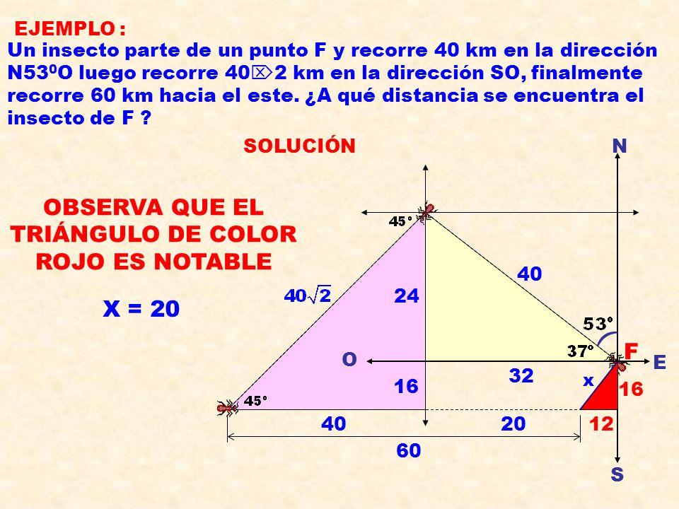 Las otras 16 direcciones se obtienen trazando las bisectrices de los 16 ángulos que se muestran en el gráfico anterior. ¿Cuánto mide el ángulo entre l