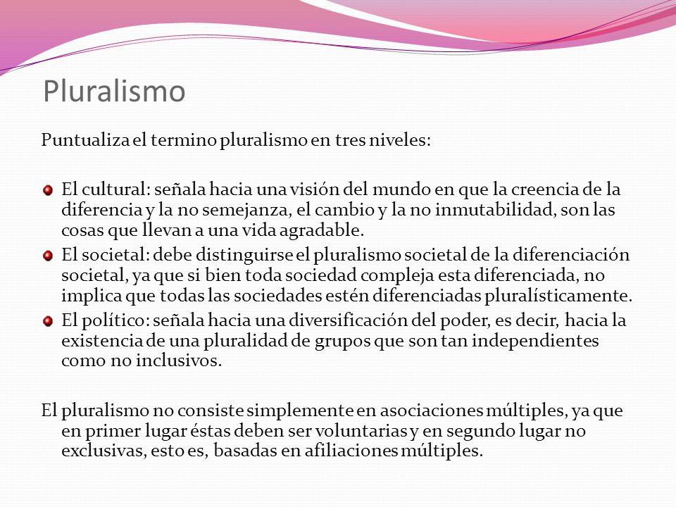 Para recapturar el mensaje de un partido, Sartori nombra tres premisas: Los partidos no son facciones: si un partido no es diferente a una facción, entonces no es un partido sino una facción.