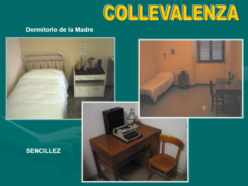 Dormitorio de la Madre SENCILLEZ