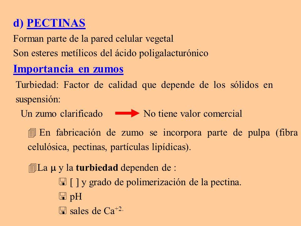 TIPOS DE PECTINAS 2.
