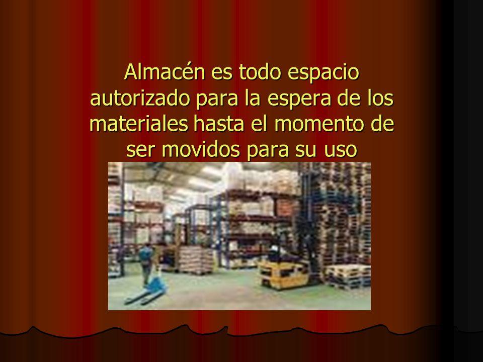 Se plantean que existen cuatro razones por las cuales una organización realiza actividades de almacenamiento 1.